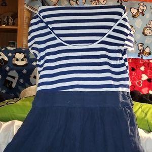 Delias striped dress